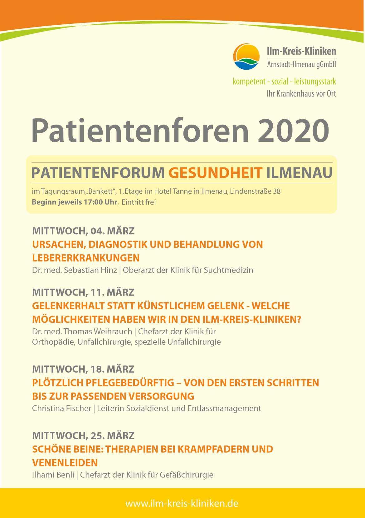 Flyer Patientenforum0320
