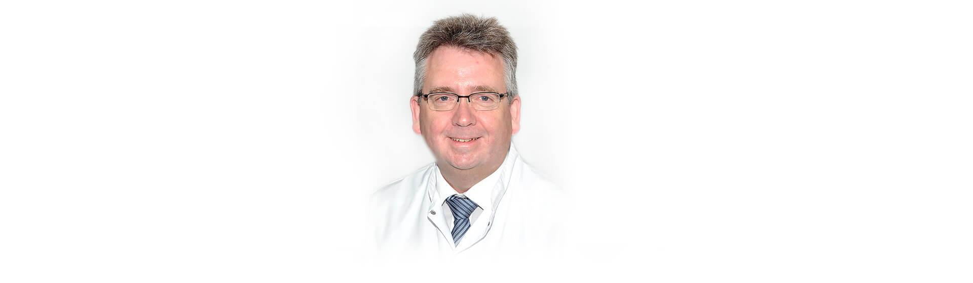 Headerbild Chefarzt Dr. med. Weihrauch