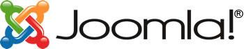 joomla logo black
